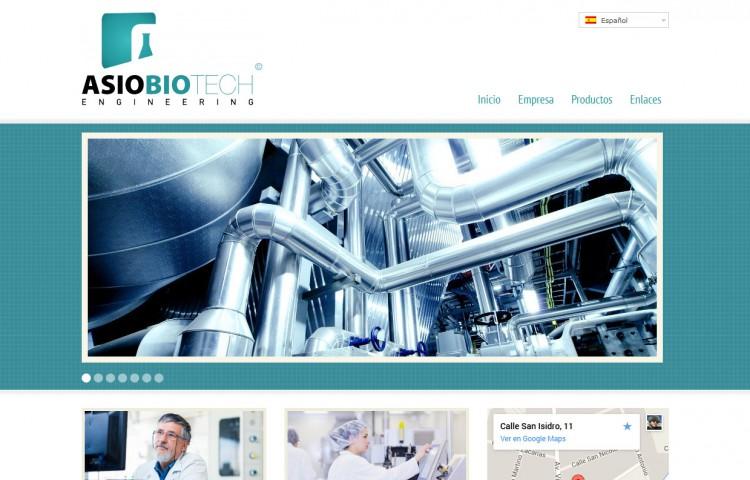 asiobiotech.com - Inicio