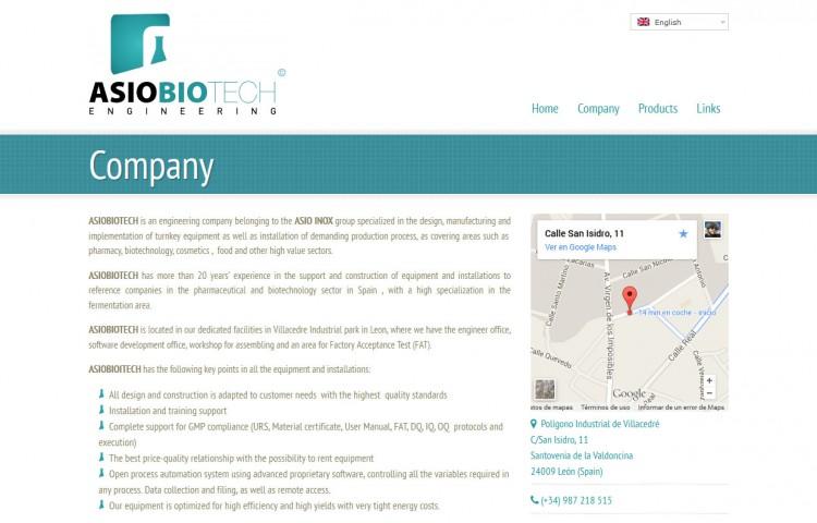 asiobiotech.com - Página