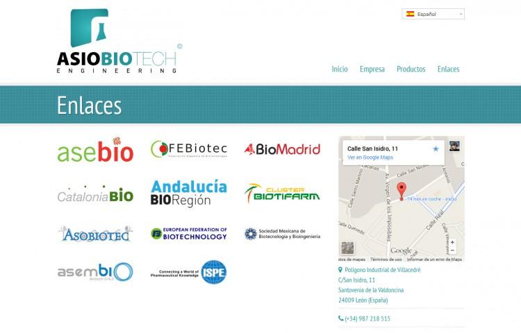 asiobiotech.com - Enlaces