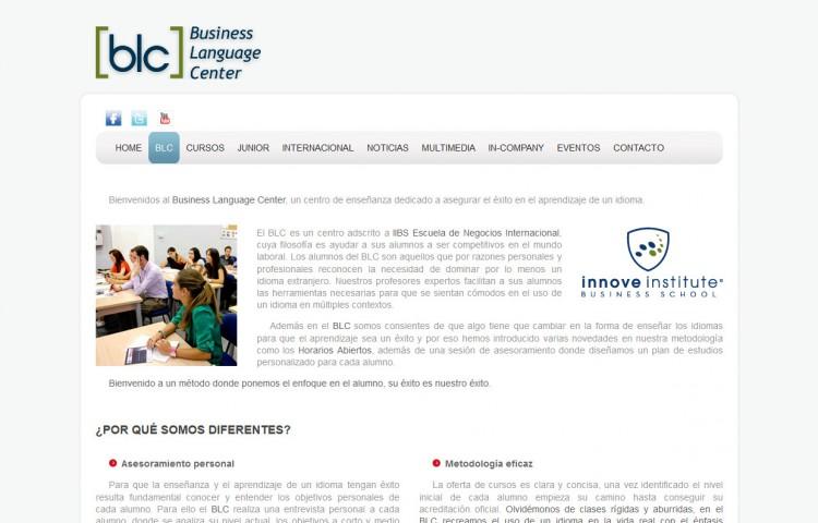 blc.com.es - Página