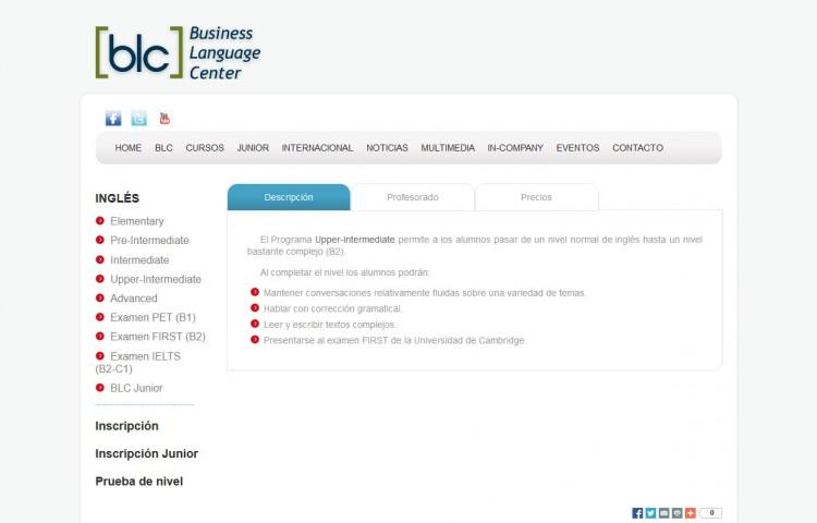 blc.com.es - Programa