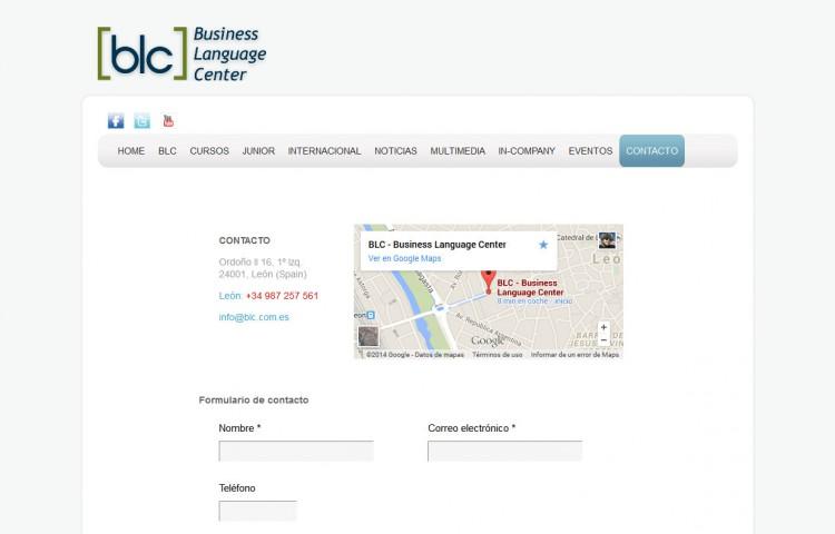 blc.com.es - Contacto