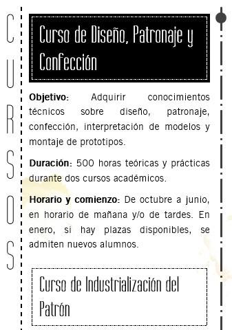 escuelademodaliper.com (móvil) - Cursos