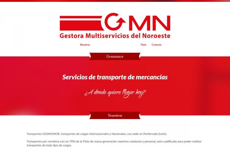 gesmunor.com - Inicio