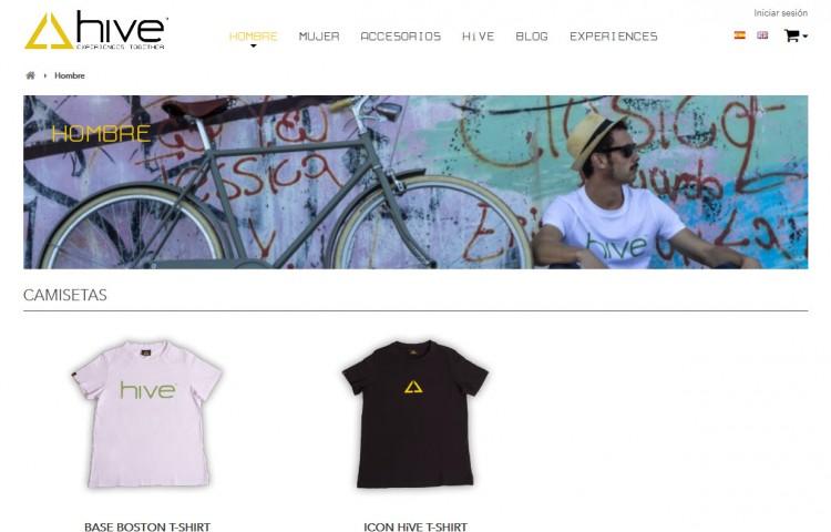 hiveclothing.com - Categoría