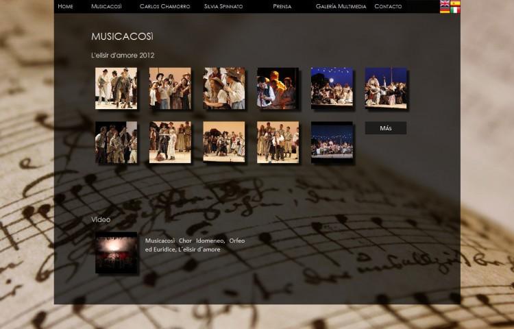 musicacosi.com - Galería