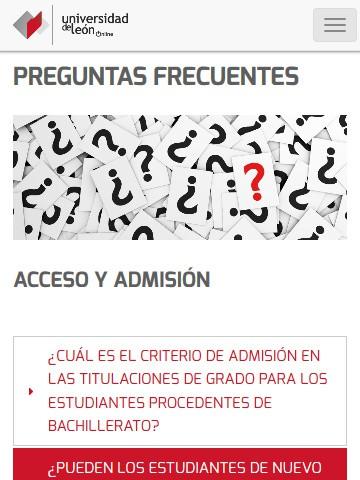 online.unileon.es (móvil) - Página