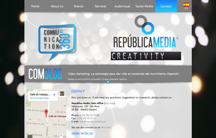 republicamedia.es - Contacto
