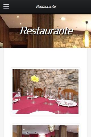 restaurantelasrocasvegacervera.com (móvil) - Galería